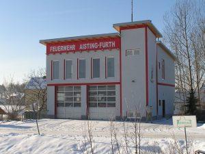 Feuerwehrhaus 2004